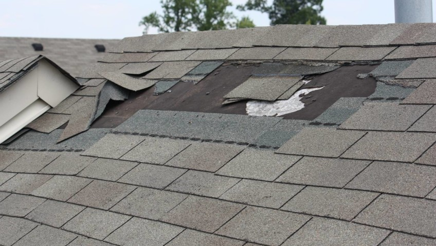 Trusted wind damage roof repair roofers Branson, MO